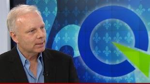 Jean-François Lisée, chef du du Parti québécois