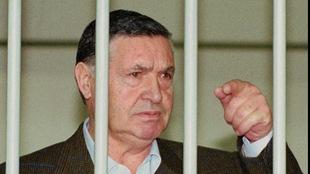 Toto Riina, le chef suprême de la Cosa Nostra
