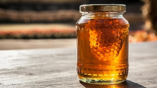 Un pot de miel