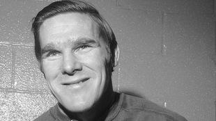 Le joueur de hockey et fondateur des restaurant Tim Horton.