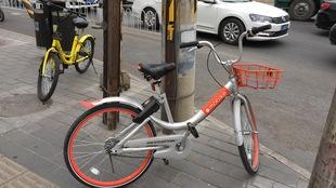 Des vélos en libre-service et en toute liberté.