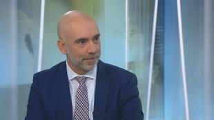 Le nouveau directeur parlementaire du budget (DPB) Yves Giroux