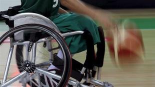 Baskteball en fauteuil roulant