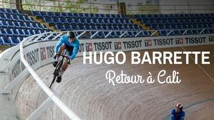 Hugo Barrette à Cali pour chasser ses démons