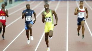 Quand Usain Bolt a enflammé Sherbrooke