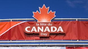 La fête du Canada dans la région de la capitale nationale