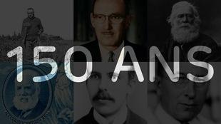 La série « 150 ans de science au Canada »