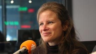 Annie Cloutier, sociologue eu studio