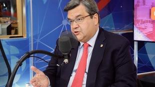 Le maire Denis Coderre en entrevue à Gravel le matin défend la tenue de la formule E à Montréal.