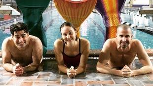 Patrick Masbourian et Benoît Huot ont grandement aimé leur expérience en compagnie de Marielle Chartier Hénault.
