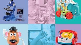 Des jouets (et enfants) faisant partie du Guide annuel des jouets 2019 de Protégez-vous
