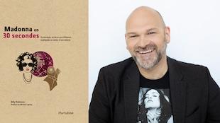 Billy Robinson, auteur d'un livre sur Madonna