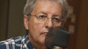 Jean Tremblay au micro de Stéphan Bureau.