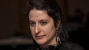 L'auteure, animatrice, éditrice et traductrice Sara Hébert