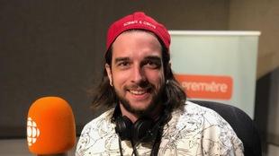 Pier-Bernard Tremblay, alias DJ Unpier