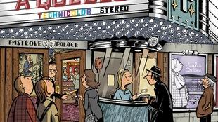La bande dessinée Paul à Québec de Michel Rabagliati.