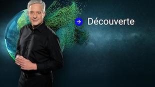 <i>Découverte</i>, le magazine de vulgarisation scientifique animé par Charles Tisseyre
