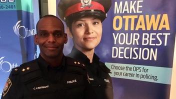 La police d'Ottawa se met au travail pour mieux refléter la diversité