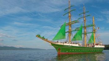 Grands voiliers: 5 navires qui se distinguent