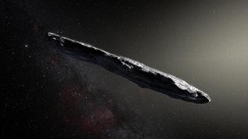 Oumuamua proviendrait d'un système binaire d'étoiles