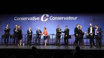 Direction 2019 pour les candidats conservateurs