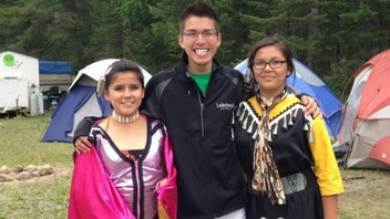 Un jeune Autochtone ontarien pourrait devenir le plus jeune chef