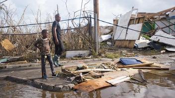 Les dégâts d'Irma en images