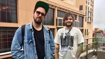 Deux cinéastes montréalais et beaucoup de sang à SXSW