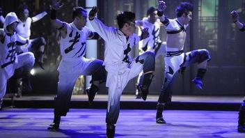 Un spectacle de kung-fu à l'accent québécois