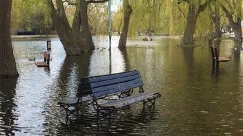 Inondations : le parc d'attractions des îles de Toronto fermé jusqu'à la fin juin