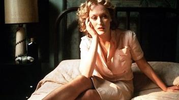 Meryl Streep dans <em>Le choix de Sophie</em> en cinq temps