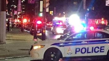 Une fusillade fait un mort rue Rideau à Ottawa