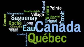 Chicoutimi, Métabetchouan, Québec: savez-vous ce que ça veut dire?