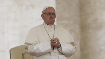 Prêtres pédophiles aux États-Unis: le pape se dit du côté des victimes