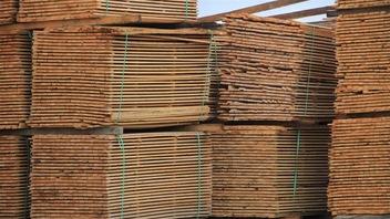 Les États-Unis veulent imposer une taxe de 20% en moyenne sur le bois d'oeuvre