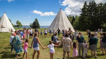 C'est la fête des Autochtones d'un océan à l'autre