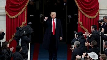Donald Trump n'inquiète pas les maires de Québec et Lévis