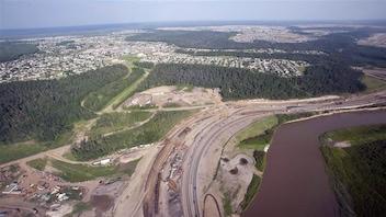 Fort McMurray, les différents visages du boom économique