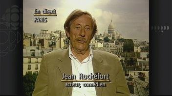 L'archive du mois: en souvenir de Jean Rochefort