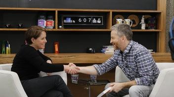 Entrevue avec la journaliste Michèle Ouimet