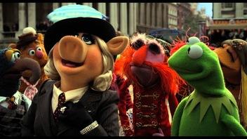 <em>Les Muppets</em>, ou l'art (un peu) perdu des marionnettes au cinéma