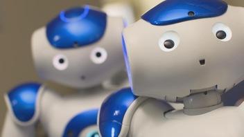 Nao, le robot qui aide les élèves autistes