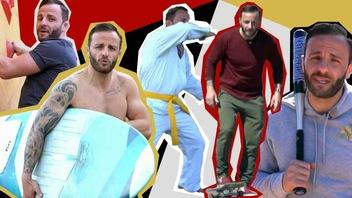 La planche à roulettes aux Jeux olympiques? Oui, oui!