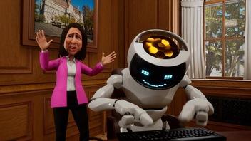 Le robot de Valérie Plante