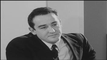 L'archive du mois&nbsp;: Vittorio Gassman dans l'émission <em>Aujourd'hui</em> en 1964