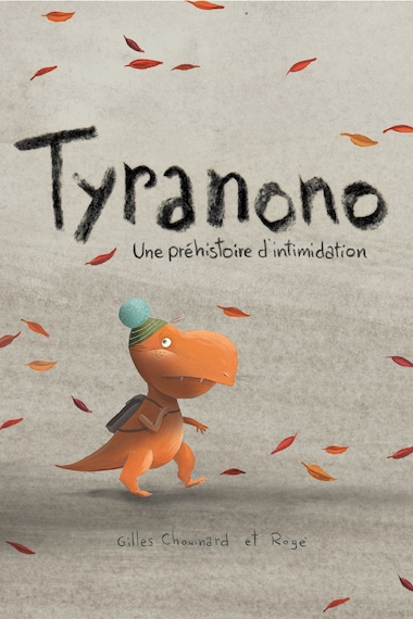 Tyranono, une préhistoire d'intimidation