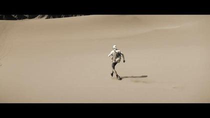 Courir dans les endroits les plus arides de la planète