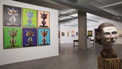 Les galeries d'art de Montréal: Yves Laroche