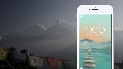 Application Neo Voyage Intérieur: méditation 2.0