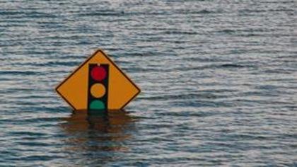 Le lien entre inondations et changements climatiques